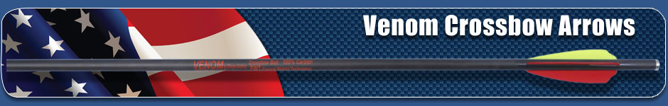 Venom Crossbow Bolts